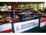 Southport Model Boat Club, as with all the clubs attending, had made a tremendous effort to put on a decent display.